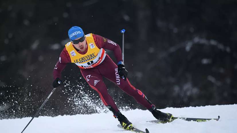 Червоткин и Большунов стали призерами индивидуальной гонки на этапе КМ по лыжным гонкам в  Финляндии
