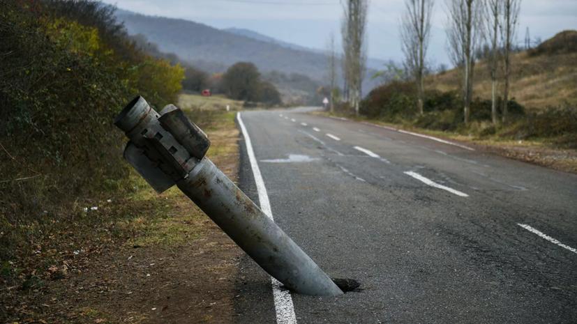 В Карабахе при подрыве мины погибли четверо граждан Азербайджана