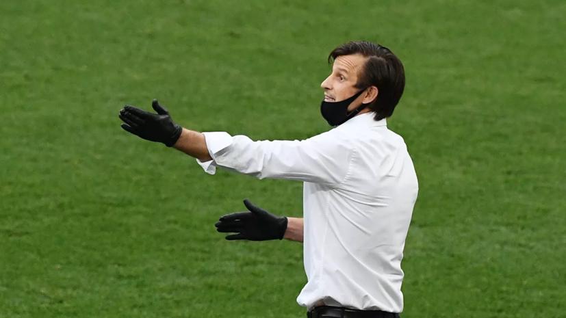Семак о ничьей с «Арсеналом»: нужно забивать, чтобы выигрывать