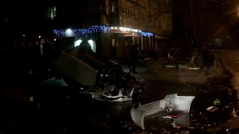 Два человека погибли в ДТП в Хмельницкой области Украины