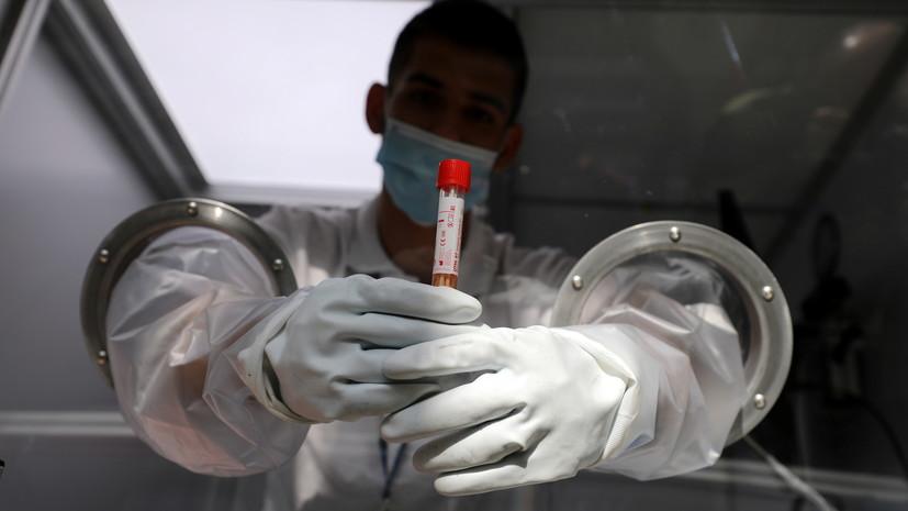 Число случаев коронавируса в Израиле превысило 334 тысячи — РТ на русском