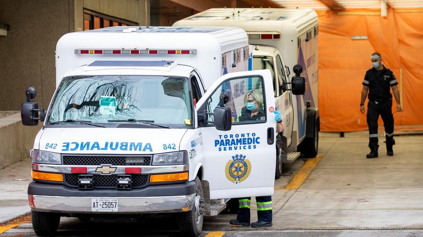 В Канаде число случаев коронавируса превысило 364 тысячи