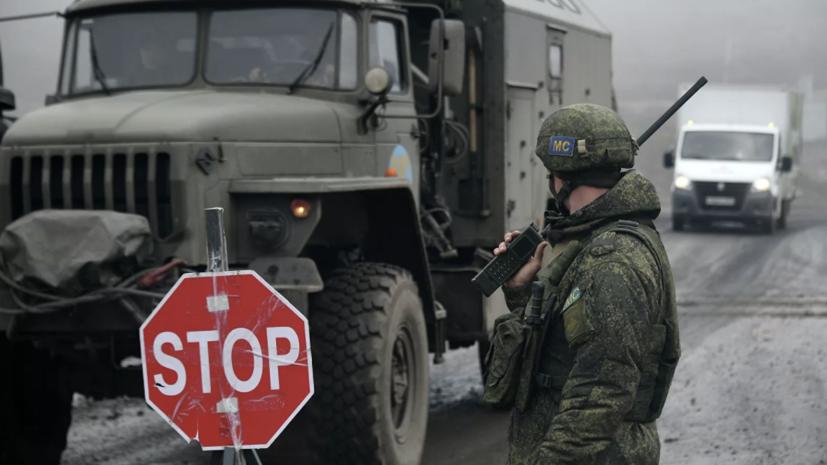 В Степанакерт прибыли российские военные врачи