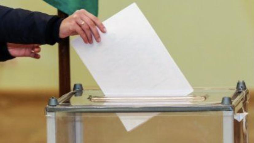 В Приднестровье началось голосование на выборах
