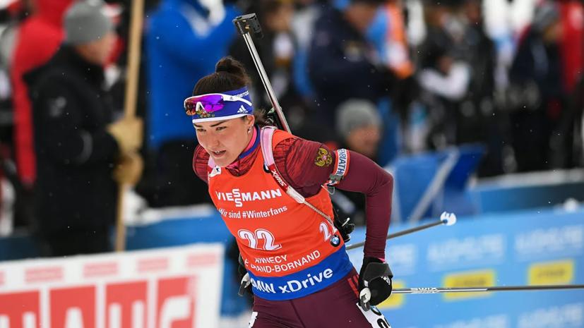 Цветков и Акимова стали победителями масс-старта этапа КР в Ханты-Мансийске