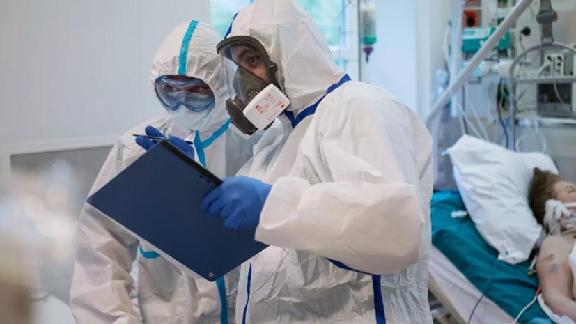 В больнице Тулы выявили вспышку коронавируса