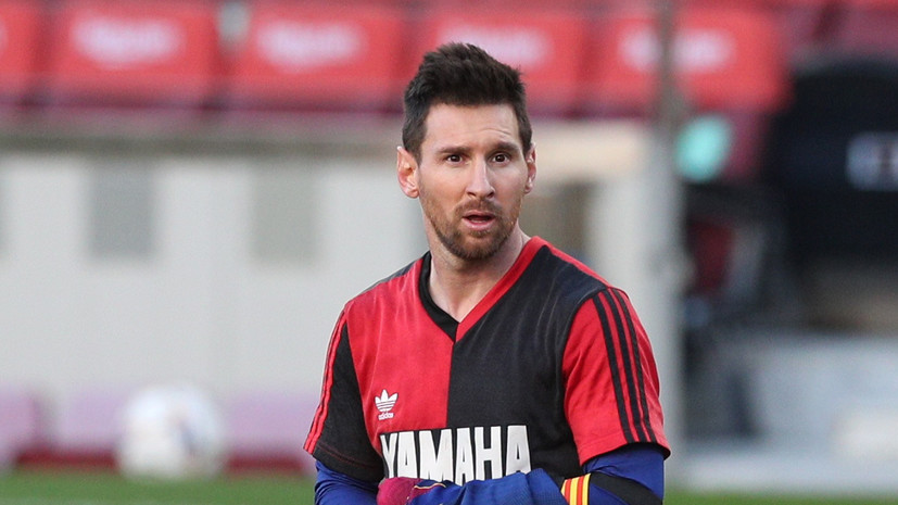 Гол Месси помог «Барселоне» разгромить «Осасуну» в Примере