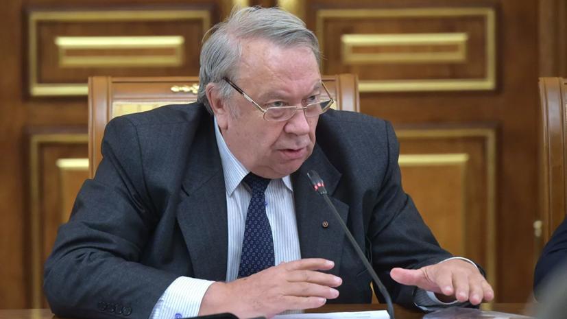 Глава Минобрнауки выразил соболезнования в связи со смертью Фортова