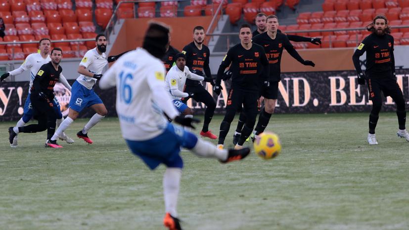 В «Сочи» назвали ключевым эпизодом матча с «Уралом» спорное решение судьи в начале игры