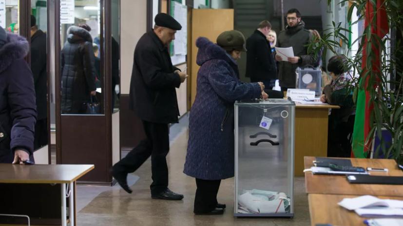 В Приднестровье закрылись участки голосования на парламентских выборах