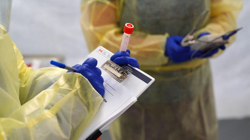 Число случаев коронавируса в Канаде достигло 370 278