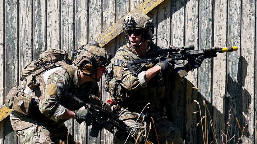 «Концепция сетецентрической войны»: что может стоять за учениями НАТО Steadfast Jupiter-Jackal 2020