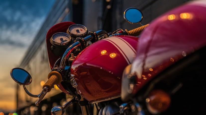 Рынок новых мотоциклов в России вырос на 83% в октябре