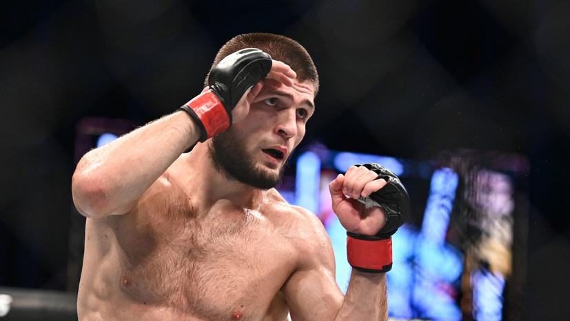 Туменовпредположил, что глава UFC предложит Нурмагомедову бой с Сен-Пьером