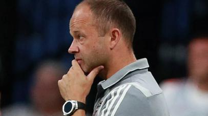 СМИ: Парфёнов является основным кандидатом на пост главного тренера тульского «Арсенала»