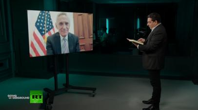 «Двойные и тройные стандарты»: советника Трампа по COVID-19 вынудили извиниться за интервью RT