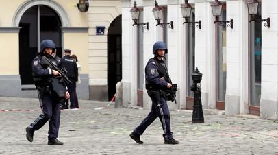 Россия и Австрия активизируют сотрудничество по борьбе с терроризмом