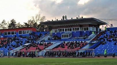 «Рубин» уступил «СКА-Хабаровск» и вылетел из Кубка России по футболу