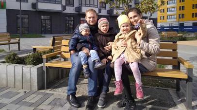 В Новороссийске после публикации RT многодетной семье с двумя детьми-инвалидами выдали квартиру