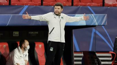 Бывший тренер «Ахмата» высказался о возможной отставке Мусаева из «Краснодара»