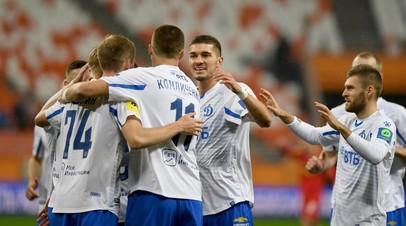 Ледяхов о «Динамо»: по бюджету бело-голубые обязаны пробиваться в еврокубки