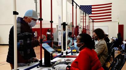 Президентские выборы в США, штат Висконсин