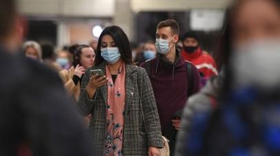 «Стабилизации на определённом уровне не произошло»: в России выявлено 20 498 новых случаев коронавируса