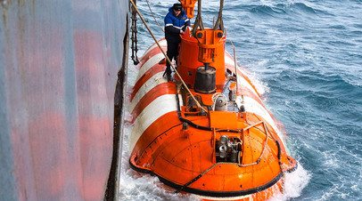 Спасательный глубоководный аппарат АС-40 «Бестер-1»