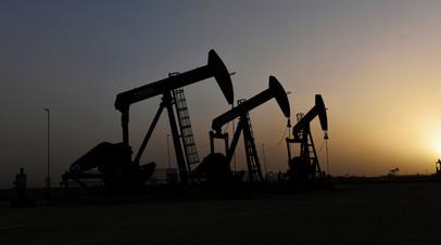 Возвращение барреля: цена нефти Brent впервые за два месяца превысила $45