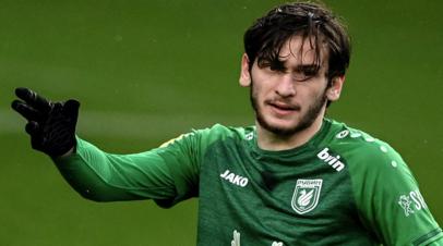 Футболист «Рубина» Кварацхелия сдал положительный тест на коронавирус в сборной Грузии
