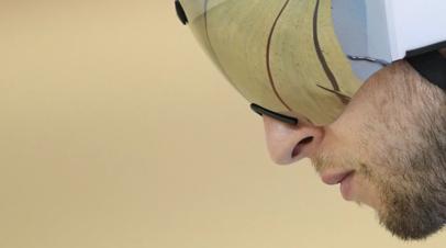 Мужская сборная России по велотреку выиграла командный спринт на ЧЕ