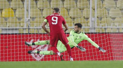 Бывший судья о пенальти в ворота сборной России по футболу: Кузяев не допустил нарушения правил