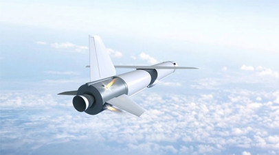 Концепция ракеты «Крыло-СВ»