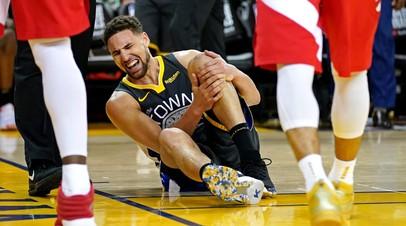 СМИ: Звезда «Голден Стэйт» Томпсон может пропустить ещё один сезон НБА из-за травмы