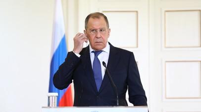 «Они не увенчаются успехом»: Лавров о попытках подвергнуть сомнению договорённости по Карабаху