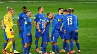 Футболист «Тамбова» Килин раскритиковал руководство области за отсутствие поддержки клуба