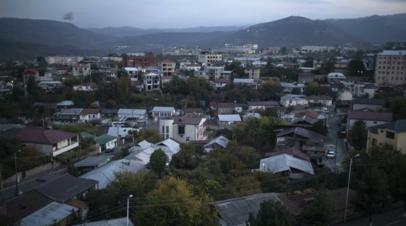 Путин заявил о стабилизации обстановки в Нагорном Карабахе