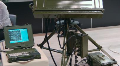 В Таманскую мотострелковую дивизию поступили новейшие радиолокационные комплексы