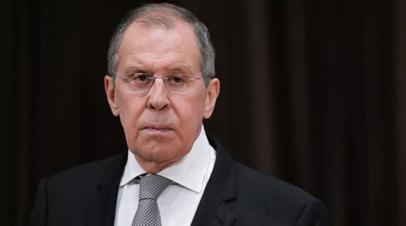 Лавров прокомментировал выход США из ДОН