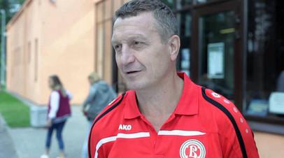 «Замахивался клюшкой и оскорблял»: что известно о нападении первого тренера Кучерова и Гусева на арбитров