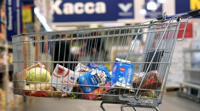 В Калининградской области цены на продукты выросли на 3,7%