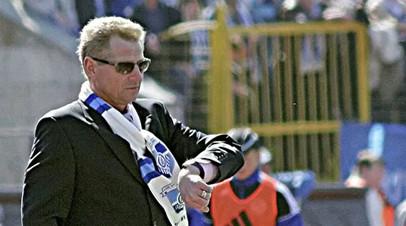 Петржела назвал ужасным выступление «Зенита» в еврокубках