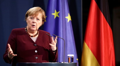 Меркель обсудила с Си Цзиньпином ситуацию с коронавирусом