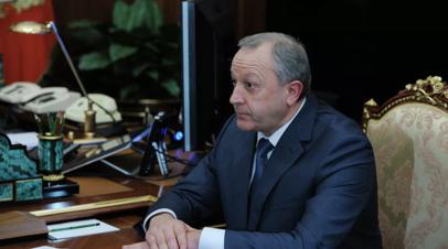 Губернатор Саратовской области рассказал о дефиците врачей в регионе