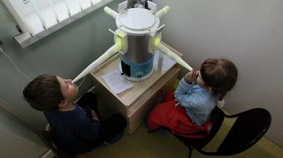 В Казани запустили программу реабилитации детей после COVID-19