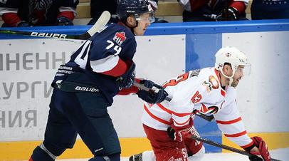 «Автомобилист» потерпел третье подряд поражение в КХЛ, уступив «Торпедо»