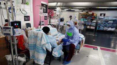 Число случаев коронавируса в Израиле превысило 330 тысяч
