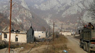 Путин и Эрдоган обсудили ход реализации договорённостей по Карабаху