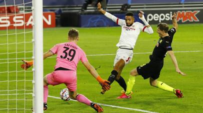 «Краснодар» потерял шансы на выход в плей-офф Лиги чемпионов