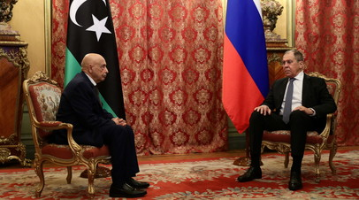 Лавров отметил продолжение перезапуска политического процесса в Ливии